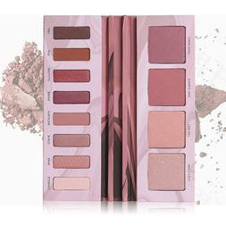 12 Colors Makeup Eyeshadow Powder Highlighter Blusher Shimme