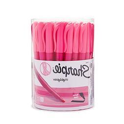 Sharpie 1741911 Accent Pink Ribbon Pocket Highlighter, Pink,