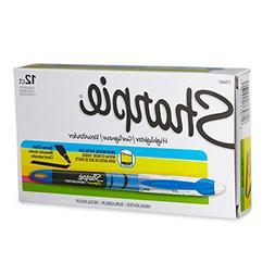 Sharpie 1754467 Accent Sharpie Pen-Style Highlighter, Fluore