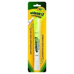 Crayola 1ct Dual-Ended Erasable Highlighter