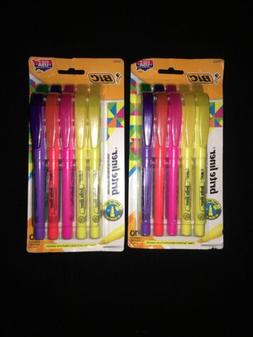 20 pc. BIC Brite Liner Chisel Tip Fluorescent Highlighter As
