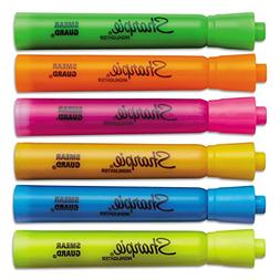 Sharpie 25076 Accent Tank Style Highlighter Chisel Tip Assor