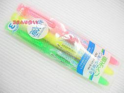 3 Colors x Pilot FriXion Light Erasable Highlighter Highligh