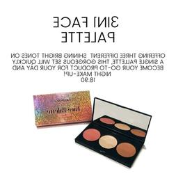 FARMASI 3 IN 1 FACE PALETTE - BLUSH HIGHLIGHTER AND BRONZER