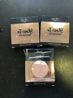 3X Ciate London Glow-to Highlighter in Moondust Ipsy Set of