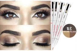 4 in 1 Easy to Wear Eyebrow Contour Pen Defining Highlightin