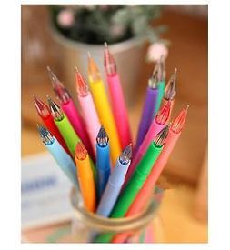 Cool 520 Korean candy-color DiamondMax color gel pen color p