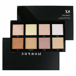 Morphe 8Z Starblazer Highlighter Palette NIB 8 Colors FREE S