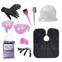 BMC Hair Dye Coloring DIY Beauty Salon Tool Kit- Highlightin
