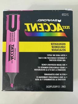 Sanford Accent 21229 Text Accent Fluorescent Pink Highlighte