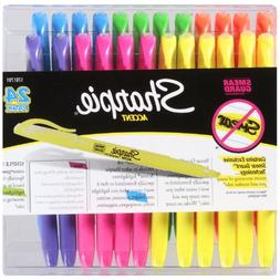 Product of Sharpie Accent, Highlighters, Assorted Colors, 24