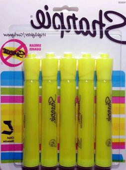 Sharpie Accent Highlighter Tank Style Chisel Tip Fluorescent