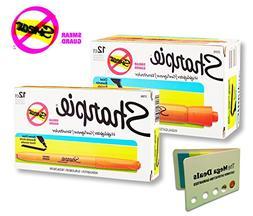 Sharpie Accent Highlighters, Fluorescent Orange, Chisel Tip,