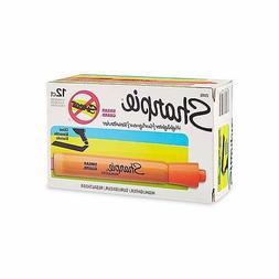 Sharpie® Accent® Highlighters, Fluorescent Orange, Dozen