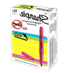 Sharpie Accent Pocket Style Highlighters, Chisel Tip, Fluore