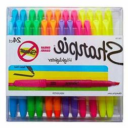 Sharpie 1761791 Accent Pocket Highlighters, Chisel Tip, Asso