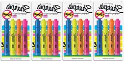 Sharpie Accent Tank- Highlighters Colored 25174PP Assorted C