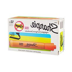 Sharpie Accent Tank Highlighters, Chisel Tip, Fluorescent Or