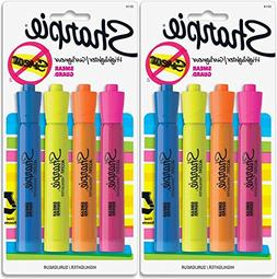 Sharpie Accent Tank-Style Highlighters, Colored Highlighters