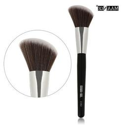 Angled Top Makeup Foundation Blush Contour Highlight Powder