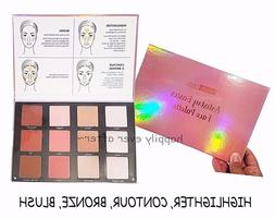 BEAUTY TREATS Artistry Basics Face Palette - Highlight, Cont