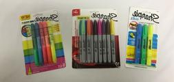 Assorted Sharpie!! Highlighters & Permanent Markers   - PACK
