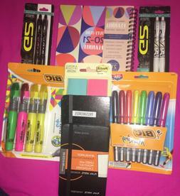 AT-A-GLANCE Pocket Planner, Password Book, Pens, Highlighter