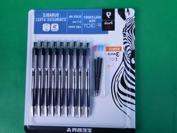 Zebra Ball Point Pen F-301  , Black Ink/ 0.7 mm - NEW