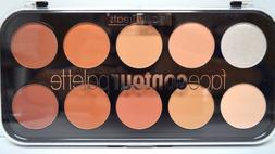 Beauty Treats Face Contour and Highlight Palette or The Crea