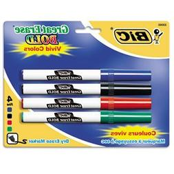 BICDECFP41ASST - Great Erase Bold Pocket Style Dry Erase Mar