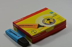 Stabilo BOSS Original Fluorescent Highlighter, 2mm + 5mm Tip