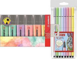 STABILO Boss Original Highlighter Pens Fasermaler + Marker