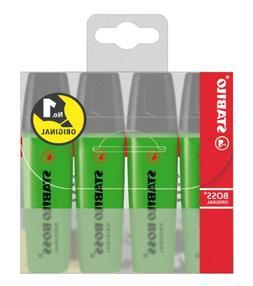 STABILO Boss Original Highlighter Pens - Green