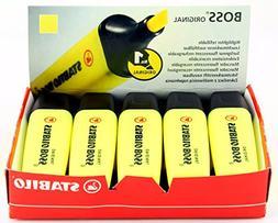 Stabilo Boss Original Highlighter Yellow