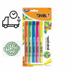Brite Liner Highlighter Colors Chisel Tip Yellow Pink Blue O