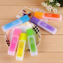 Candy Color Neon Watercolor Highlighters Marker Drawing Scho