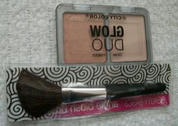 City Color Glow Duo Cream Powder Highlighter Beauty Basics A