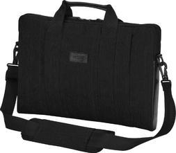Targus CitySmart Slipcase Sleeve with Strap for 16-Inch Lapt