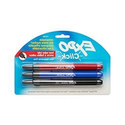 click odor dry erase retractable