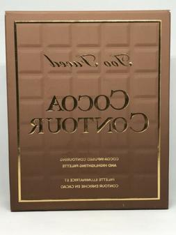 cocoa contour and highlighting palette brand new