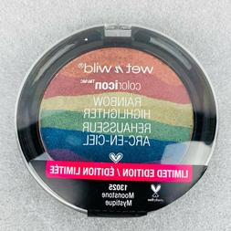 Wet n Wild Color Icon RAINBOW HIGHLIGHTER 13025 Moonstone My