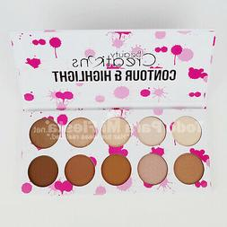 Beauty Creations Contour & Highlight Palette -10 Shades to C