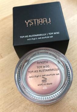 LARITZY Cosmetics Dew Pot Cream Highlighter UTOPIA 3.5g S IP