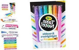 crayola take note erasable highlighters cool school