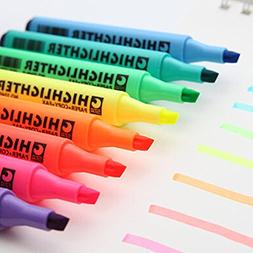 Cute Novelty Multi-Color Highlighter Pens Marker Paint Pens