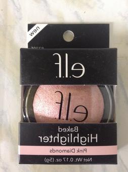 e.l.f. Studio Baked Highlighter in Pink Diamonds *Full-Size/