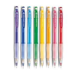 Pilot Color Eno 0.7mm Automatic Mechanical Pencil 8 Color Se