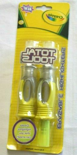 Crayola® Erasable Highlighters - 2pk.