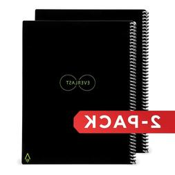 Rocketbook Erasable Reusable Wirebound Notebook - Letter Siz