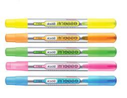 Monami Essenti Stick Soft Pastel Color Dry Highlighter Pen C